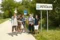Stretko zálesáci prespávačka Rakúsko 2011