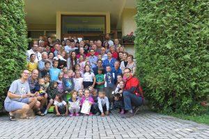 Farský rodinný tábor 2019